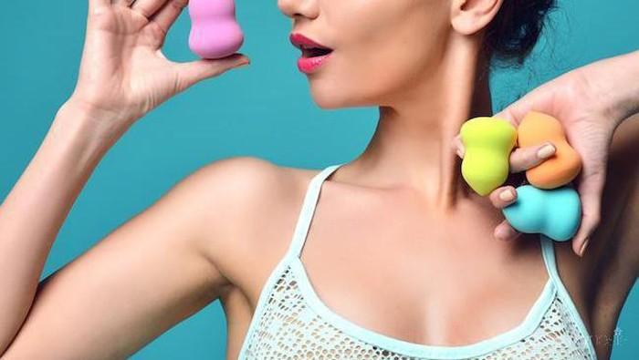 Wajib Punya Nih! 5 Sponge Lokal Tidak Kalah Oke Kualitasnya dari Beauty Blender
