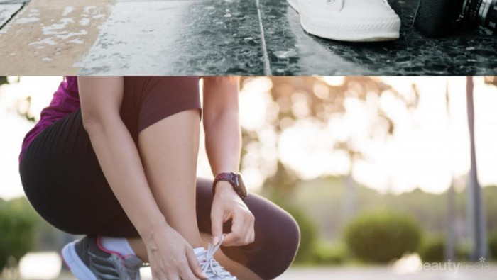 Masih Banyak Orang yang Menganggap Sama, Inilah Perbedaan Sepatu Kets dan Sepatu Lari!