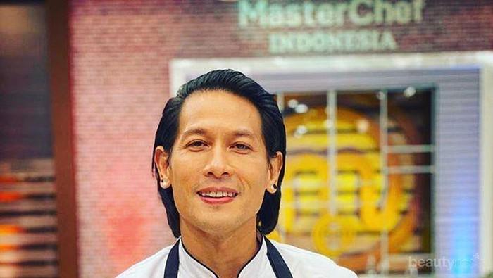 Kumpulan Potret Jadul Chef Juna, Bikin Pangling!