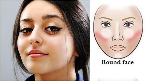 Tips Contouring Agar Wajah Bulat Terlihat Lebih Tirus