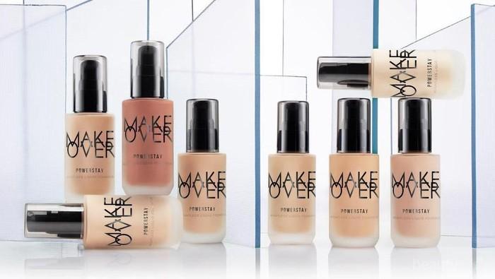 Perbedaan Make Over Powerstay Weightless Liquid Foundation dan Make Over Ultra Cover Liquid Matte Foundation