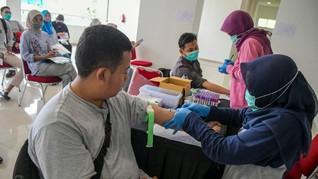 Relawan Covid-19: Vaksin dan 3M Pulihkan Kehidupan