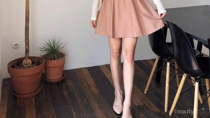 Bergaya Cute Ala Korea dengan Paduan Overall Dress Berikut Yuk!