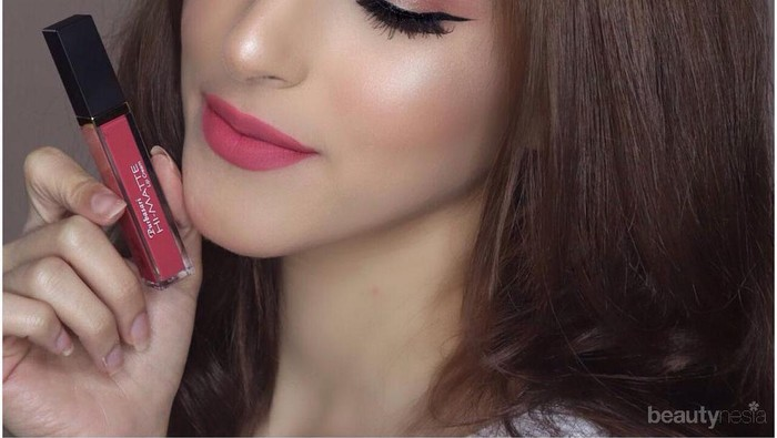 6 Warna Lipstik Purbasari untuk Kulit Sawo Matang