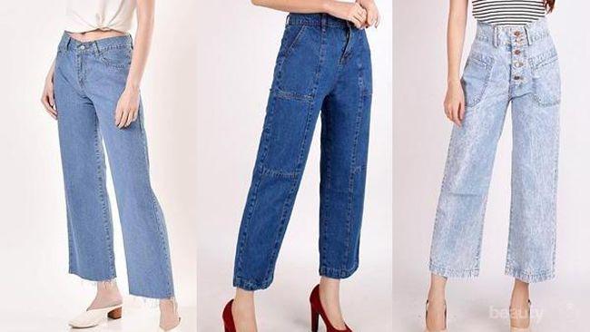 5 Rekomendasi Online Shop Yang Jual Celana Jeans Kekinian Di Bawah Rp200 Ribu