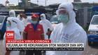 VIDEO: Sejumlah RS Kekurangan Stok Masker dan APD