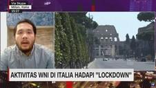 VIDEO: Aktivitas WNI di Italia Hadapi ''Lockdown''