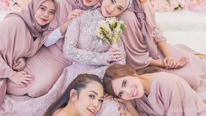 Inspirasi Seragam Bridesmaid dengan Celana 2020