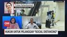 VIDEO: Hukum untuk Pelanggar 'Social Distancing'