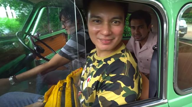 Baim Wong Tawar Rp1 M Mobil Andre Taulany yang Dibeli