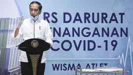 Corona, Jokowi Tambah Kartu Sembako Murah Jadi Rp200 Ribu