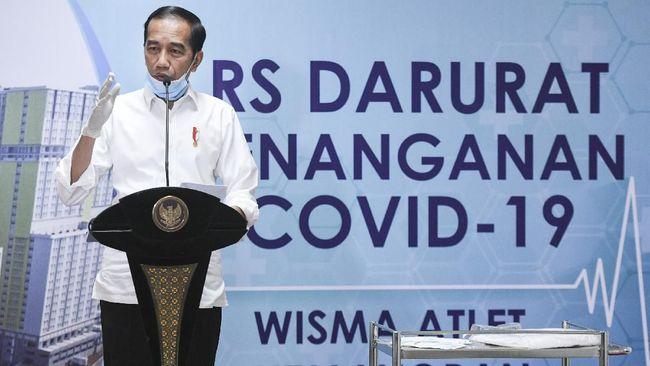 Jokowi perlu mengalokasikan anggaran Rp150 triliun-Rp200 triliun untuk meredam dampak ekonomi virus corona sebab 9 jurus belum mencukupi.