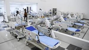 Cerita Pasien Covid-19 Ditolak Tiga Rumah Sakit di Jakarta