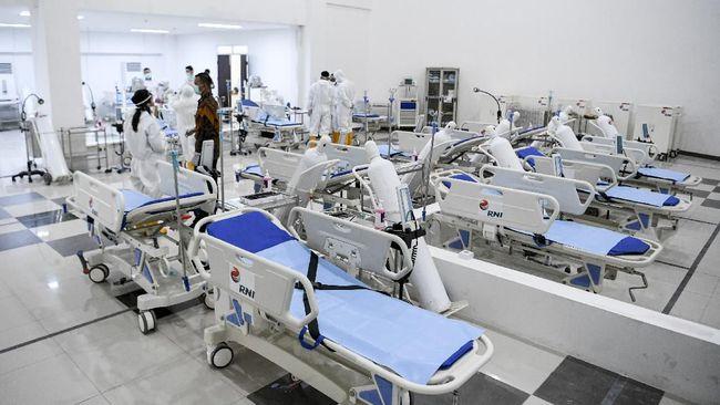 IDI menyebut rumah sakit rujukan di Jakarta menghadapi pekan yang berat sekali dalam seminggu terakhir, seiring kenaikan jumlah kasus positif di ibu kota.