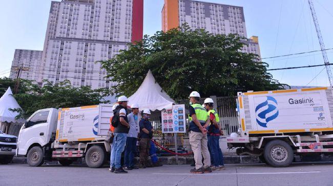 PGN buka suara soal keputusan Moody's yang menurunkan peringkat atau rating perusahaan dan surat utang anak usaha, PT Saka Energi Indonesia.