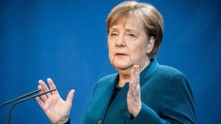 Belasan Demonstrasi Digelar di Jerman, Protes Lockdown