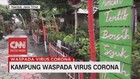 VIDEO: Kampung Waspada Virus Corona