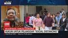 VIDEO: Social Distancing Ditegaskan dengan Hukum Administrasi