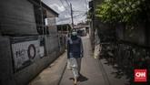 Bekerja dan berdiam diri di rumah menjadi cara yang efektif bagi warga ibu kota untuk mencegah virus corona menyebar luas.