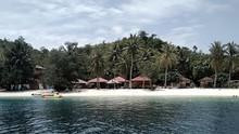 Pulau Pagang, Pesisir Indah yang Terancam Dilumat Tsunami