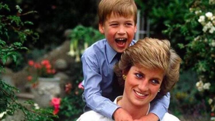 Putri Diana & Pangeran Charles Cerai, Mental Pangeran William Jadi 'Korban'