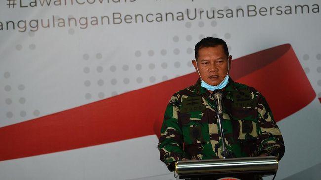 KSAL Laksamana TNI Yudo Margono menyebut permintaan bantuan pencarian Kapal Selam KRI Nanggala-402 telah sesuai ketentuan International.