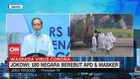 VIDEO: Jokowi: 180 Negara Berebut APD & Masker