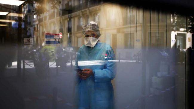 Selain Italia dan Spanyol, Prancis juga menjadi salah satu negara di Eropa yang bergulat melawan wabah corona dengan lebih dari 19 ribu warganya terinfeksi.