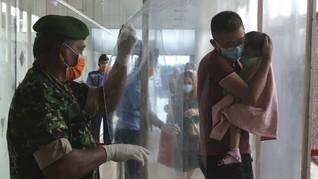 48 Anak Panti Asuhan di Bangka Positif Covid-19