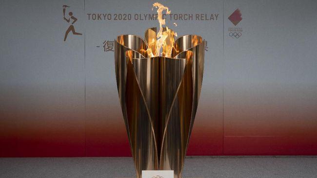 Kronologi Olimpiade 2020 Tokyo Ditunda
