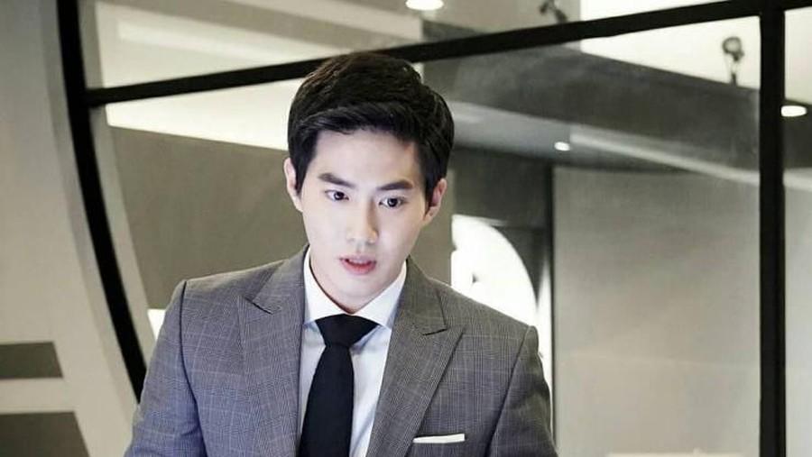 5 Drama Korea Romantis Dibintangi Personel Boyband EXO Tampan