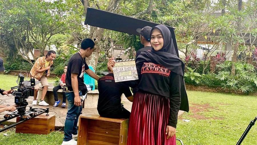 Curhatan Ria Ricis Usai Diamuk Tetangga karena Syuting Saat Pandemi Corona