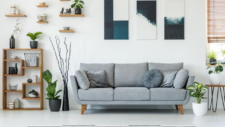 Untuk menambah kesan cozy dan segar, Bunda bisa menambahkan tanaman indoor di ruangan rumah minimalis. Ada tanaman yang bermanfaat untuk menyerap polutan.