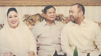 <p>Didit Hediprasetyo adalah putra semata wayang Prabowo Subianto dari pernikahannya dengan Siti Hediati Soeharto, putri Presiden ke-2 RI Soeharto.</p>