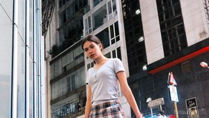 Simple Banget, Begini Style OOTD ala Artis Cantik Yuki Kato