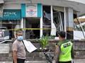 Ledakan di Medan Diduga dari Tabung Gas, Kafe Rusak 60 Persen