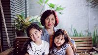 <p>Dua anak perempuan Rio. Banyak yang bilang kalau wajah mereka bagai pinang dibelah dua ayahnya (Foto: Instagram/@rio.stokhorst) </p>