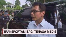 VIDEO: Bantuan Transportasi Bagi Tenaga Medis