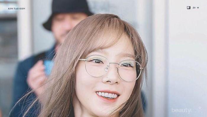 Layak Dicoba, Begini Tips Wajah Bening ala Taeyeon SNSD
