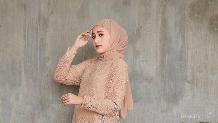 4 Inspirasi Model Dress Cokelat yang Elegan untuk Pesta