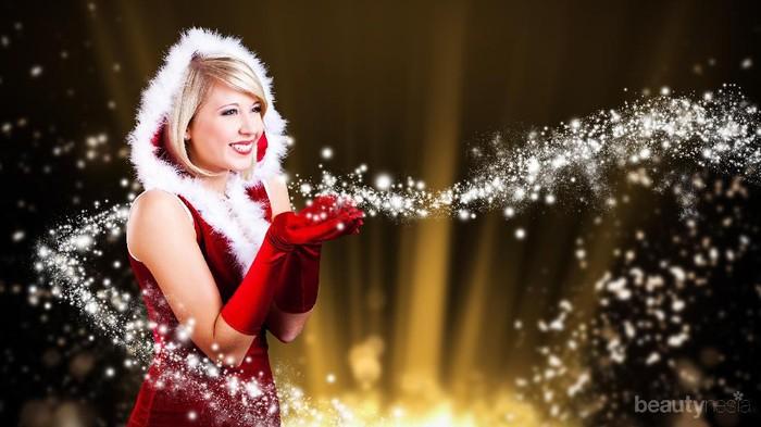Biar Lebih Berkesan, Ini Riasan Makeup Terbaik untuk Natal