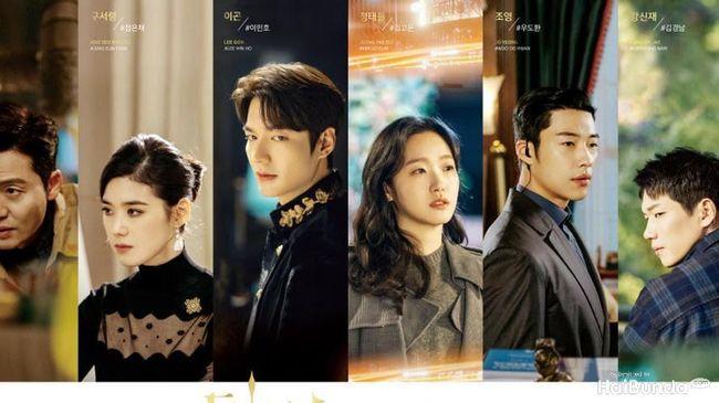 Drama Korea Terbaru Aktor Tampan Lee Min Ho, The King ...