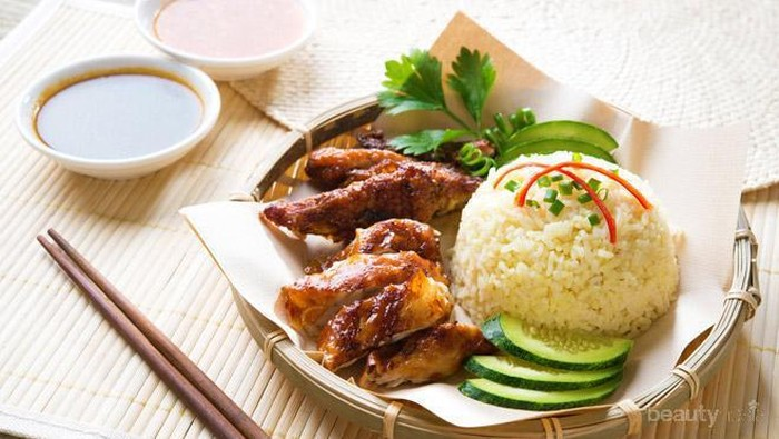 Bikin Nasi Ayam Hainan, Pas Buat Menghangatkan Badan