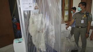 DKI Bakal Tindak Tegas Warga Gelar Resepsi Pernikahan