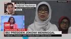 VIDEO - Fadjroel: Ibunda Jokowi Meninggal di RS Slamet Riyadi