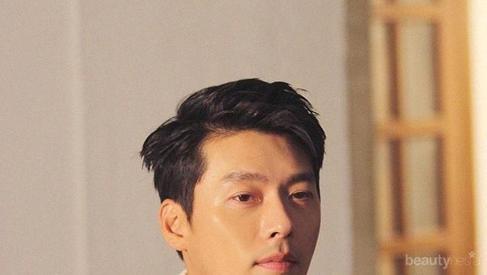 Pesona Hyun Bin Pemain K-Drama 'Crash Landing On You', Gantengnya Bikin Hati Meleleh!