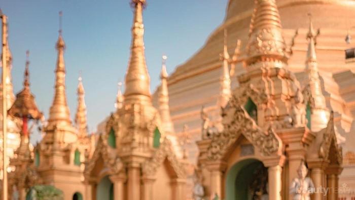 Rekomendasi Tempat Wisata di Myanmar ala Influencer Jennifer Anandary
