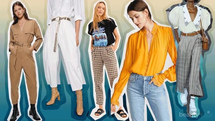 Biar Gak Ketinggalan Zaman, Contek Sederet Tren Fashion di Tahun 2020