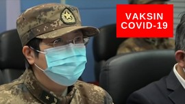 VIDEO: Perwira Perempuan Pimpin Riset Vaksin Covid-19