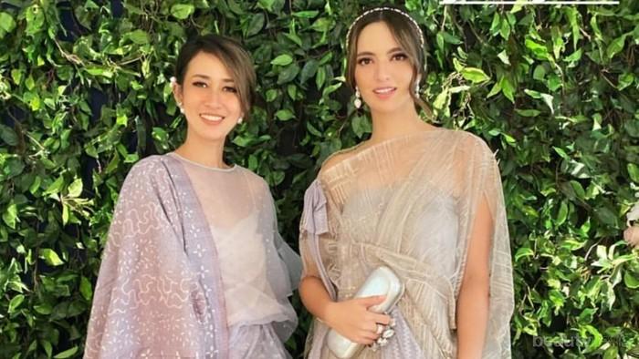 Gaya Nia Ramadhani Hingga Natasha Rizky di Pernikahan Citra Kirana